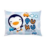 PUKU Bantal Tidur Bayi [P33109-B] - Blue - Perlengkapan Tempat Tidur Bayi dan Anak